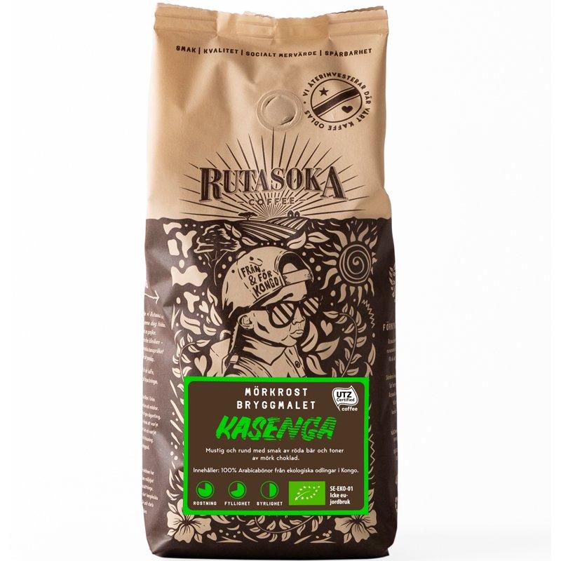 Bryggkaffe Kasenga - 22% rabatt