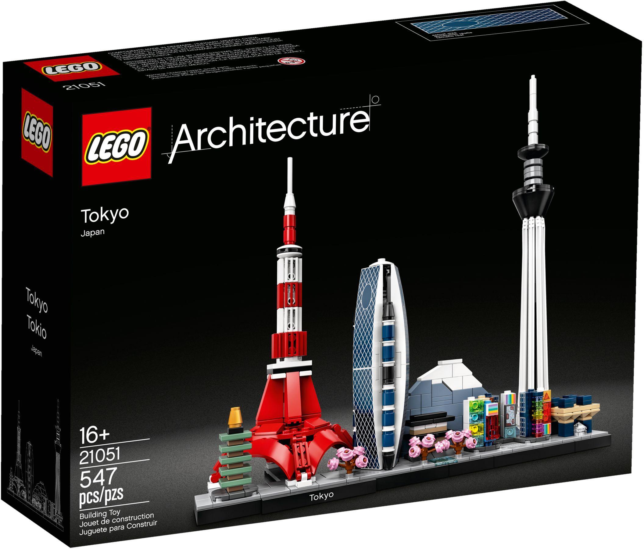 LEGO Architecture - Tokyo (21051)