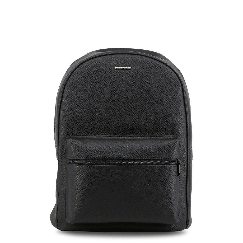 Armani Jeans Men's Backpack Black 932523 CD991 - black NOSIZE