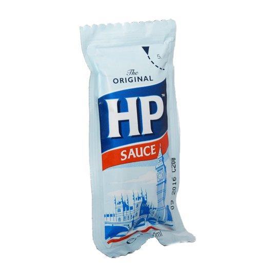 HP Sauce Portionsförpackning - 60% rabatt