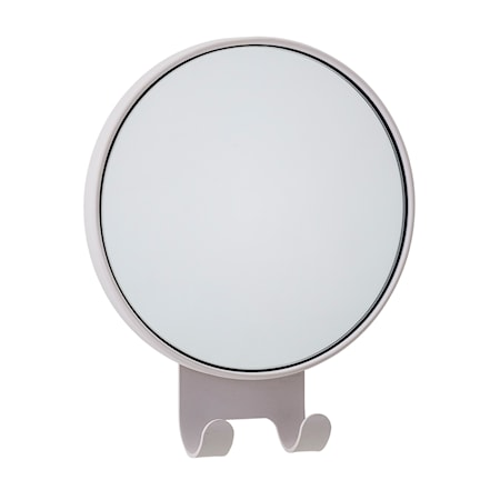 Spegel med Krok Grå 15,5x12 cm