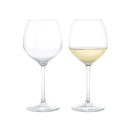 Premium Hvitvinsglass, 2 stk, 54 cl