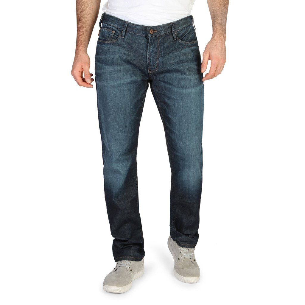 Emporio Armani Men's Jeans Blue 330055 - blue 29