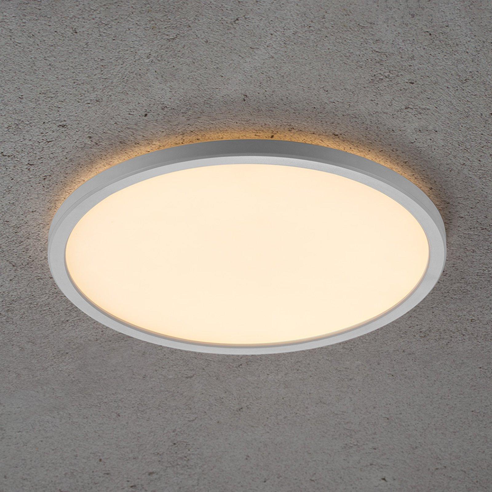 LED-taklampe Planura, dimbar, Ø 29 cm