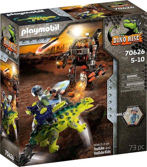 Playmobil 70626 Saichania: Roboten Invaderer