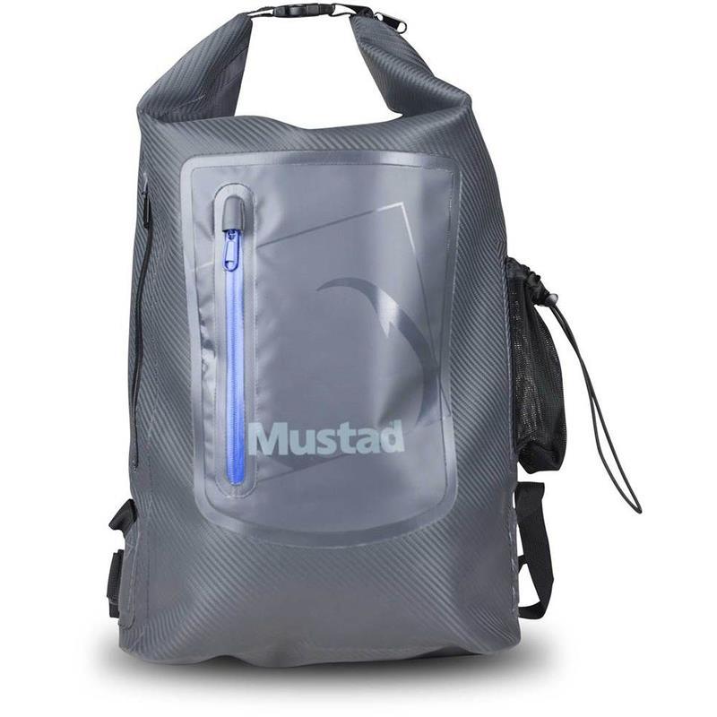 Mustad Dry Backpack 30L Stilig sekk som er helt vanntett