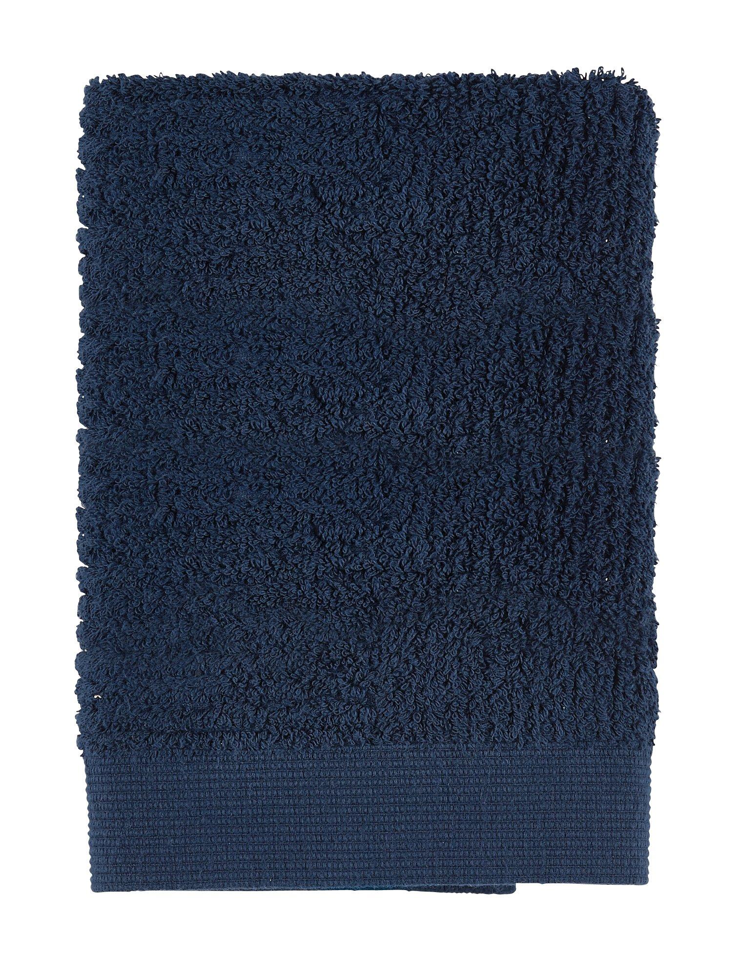 Zone - Classic Towel 50 x 70 cm - Dark Blue (330115)