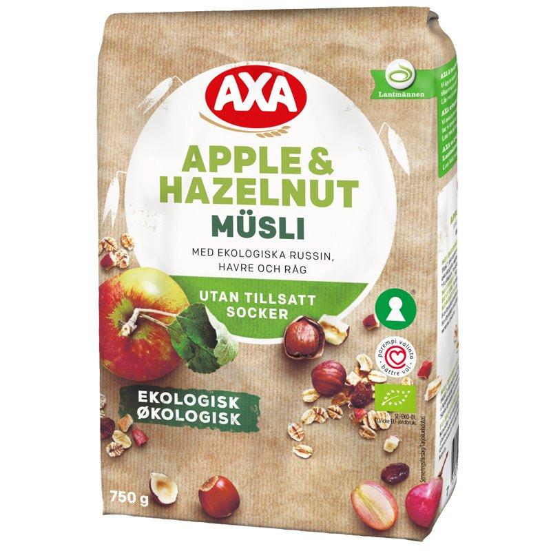 Luomu Hedelmä & Pähkinämysli - 38% alennus