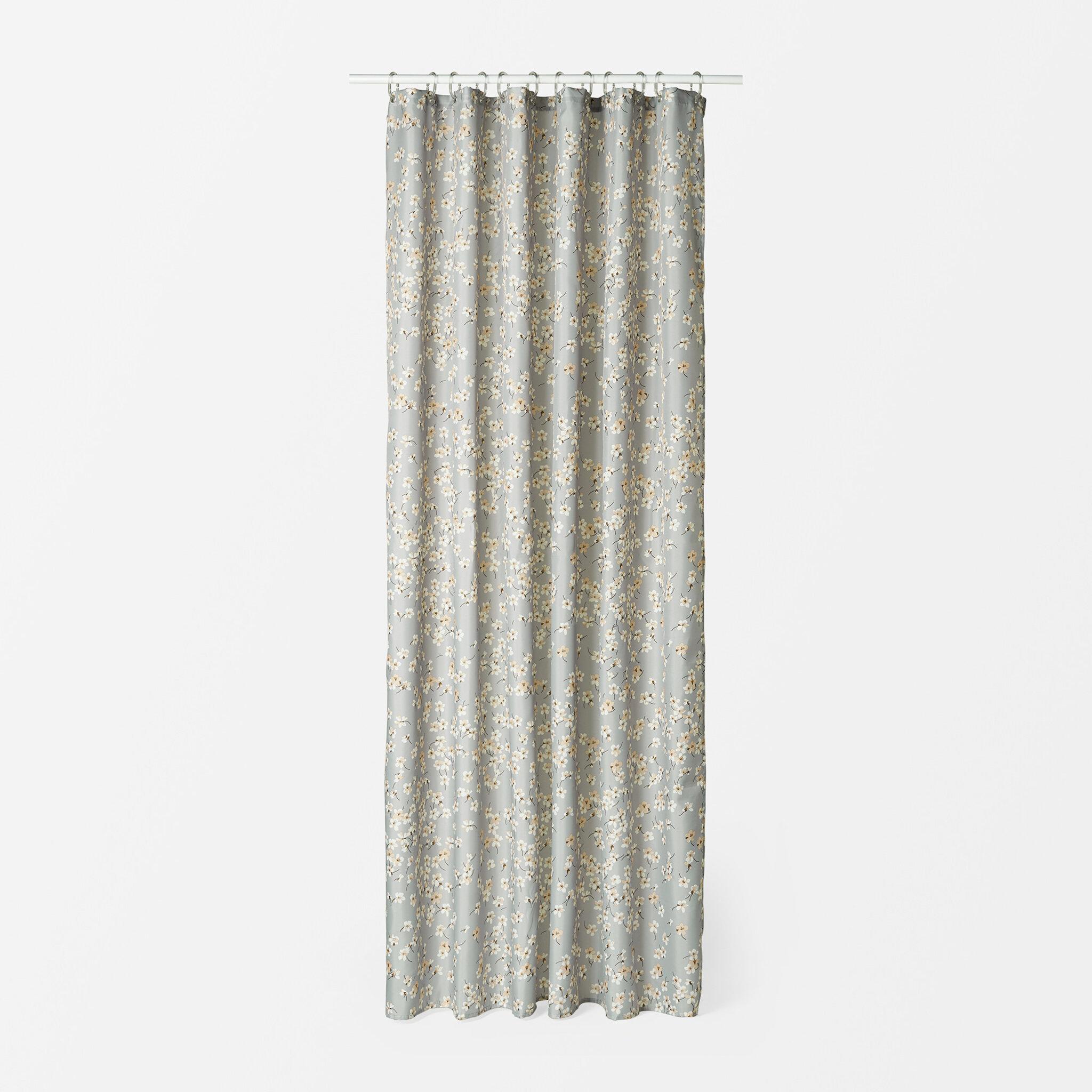 Duschdraperi VIOL 180x200 cm