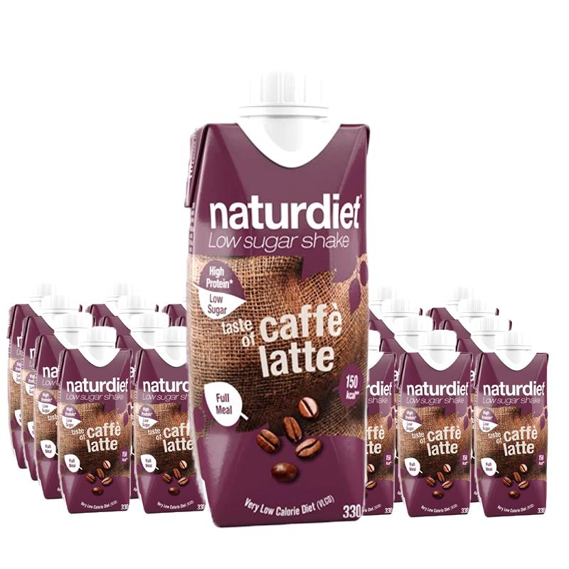 Måltidsersättning Shake Caffè Latte 24-pack - 28% rabatt