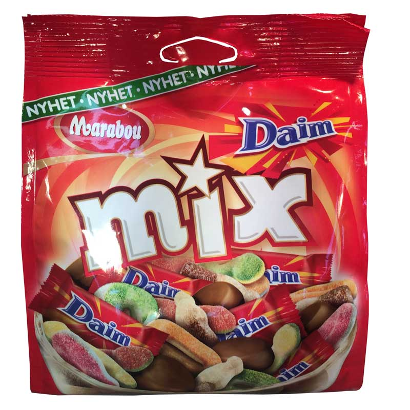 Marabou mix Daim - 40% rabatt