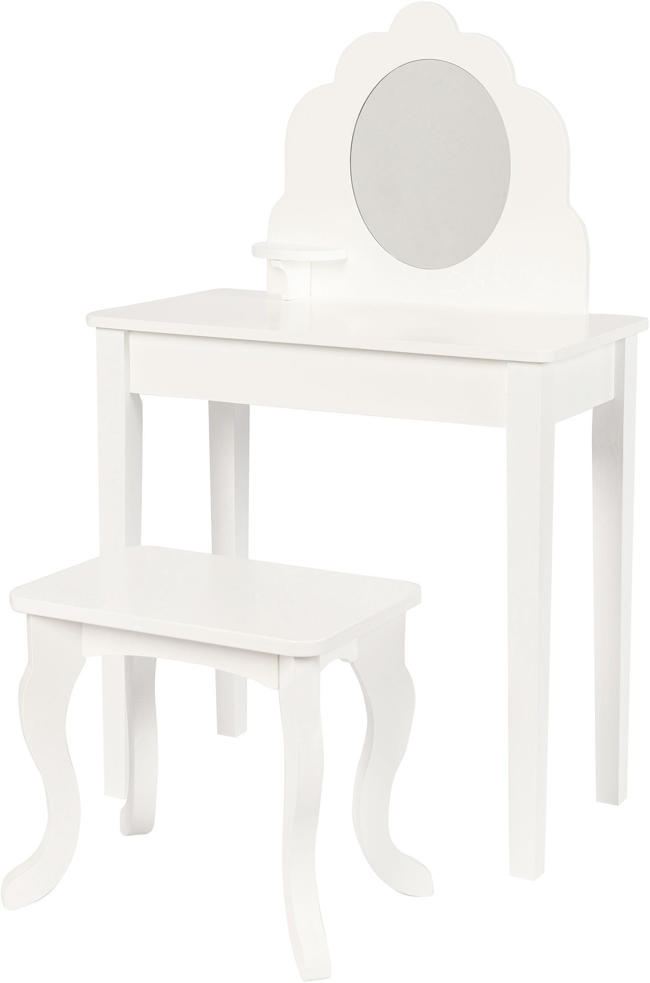 Alice & Fox Peilipöytä, Valkoinen