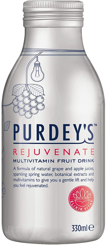 Purdeys Rejuvenate Multivitamin Fruit Drink 330ml