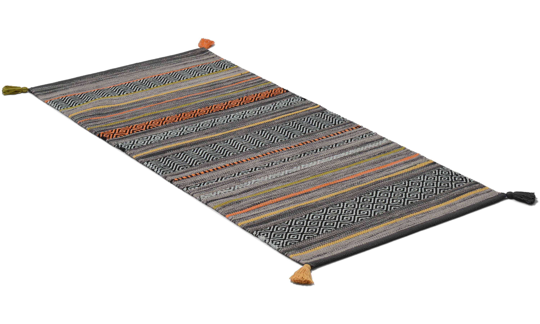 Hemse grå - bomullsteppe