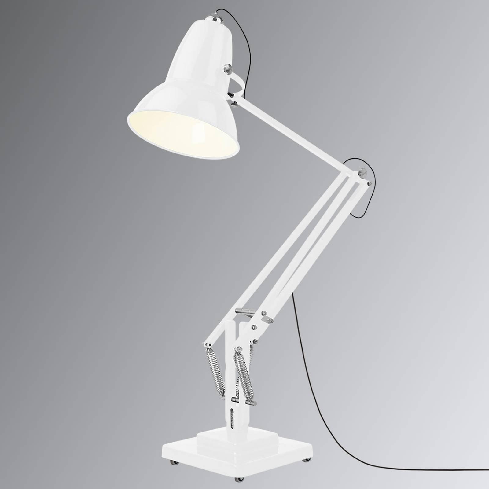 Anglepoise Original 1227 Giant gulvlampe IP65 hvit