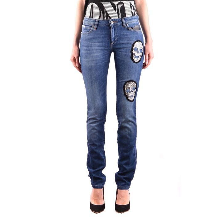 Philipp Plein Women's Jeans Blue 162203 - blue 27