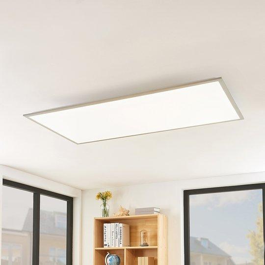 Lindby Stenley -LED-paneeli 4 000 K, 119 cmx59 cm