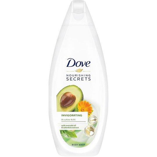 Showergel Invigorating Ritual, 225 ml Dove Suihku- ja kylpytuotteet