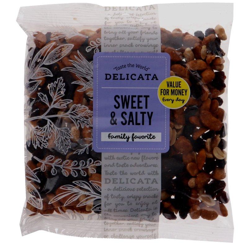 Snackmix Sweet & Salty - 25% alennus