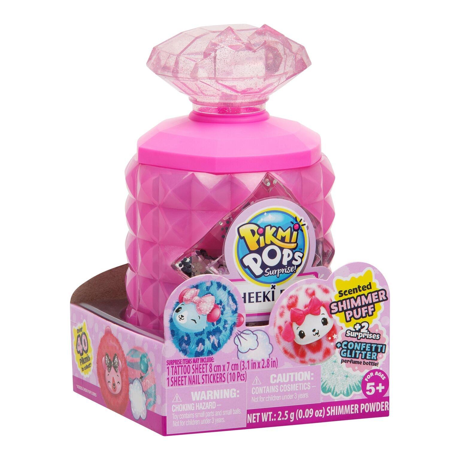 Pikmi Pops - Cheeki Puff - Surprise Pack (30129)