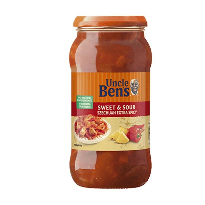 Sås Sötsur Extra Spicy - 37% rabatt