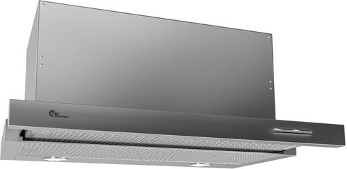 Thermex Slim S4 Plus 60 Rf Utdragbara Köksfläkt - Rostfritt Stål