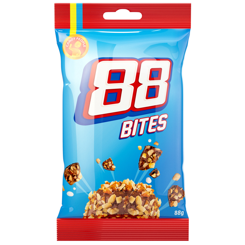 Chokladbitar 88an - 33% rabatt