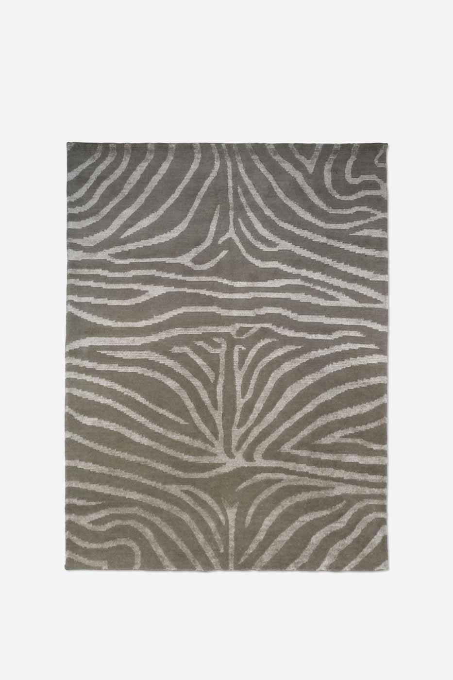Matta Zebra 170x230cm Greige linen