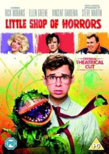 Little Shop Of Horrors DVD – (UK Import)