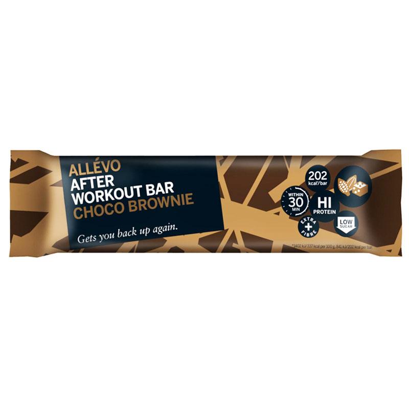 """Proteinbar """"Choco Brownie"""" 60g - 74% rabatt"""