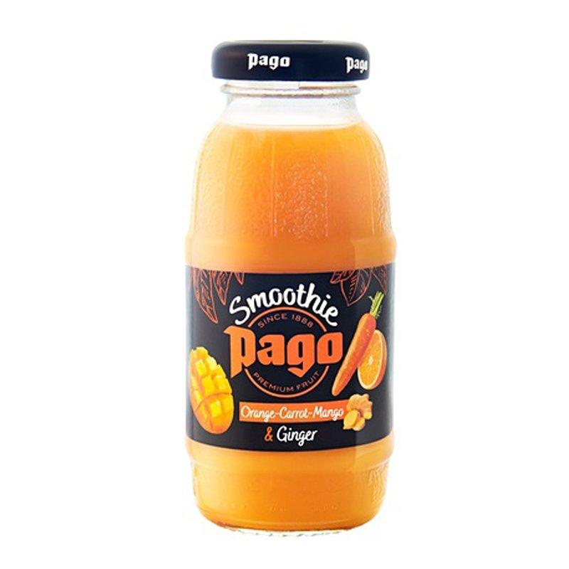 Smoothie Apelsin, Morot, Mango & Ingefära - 15% rabatt