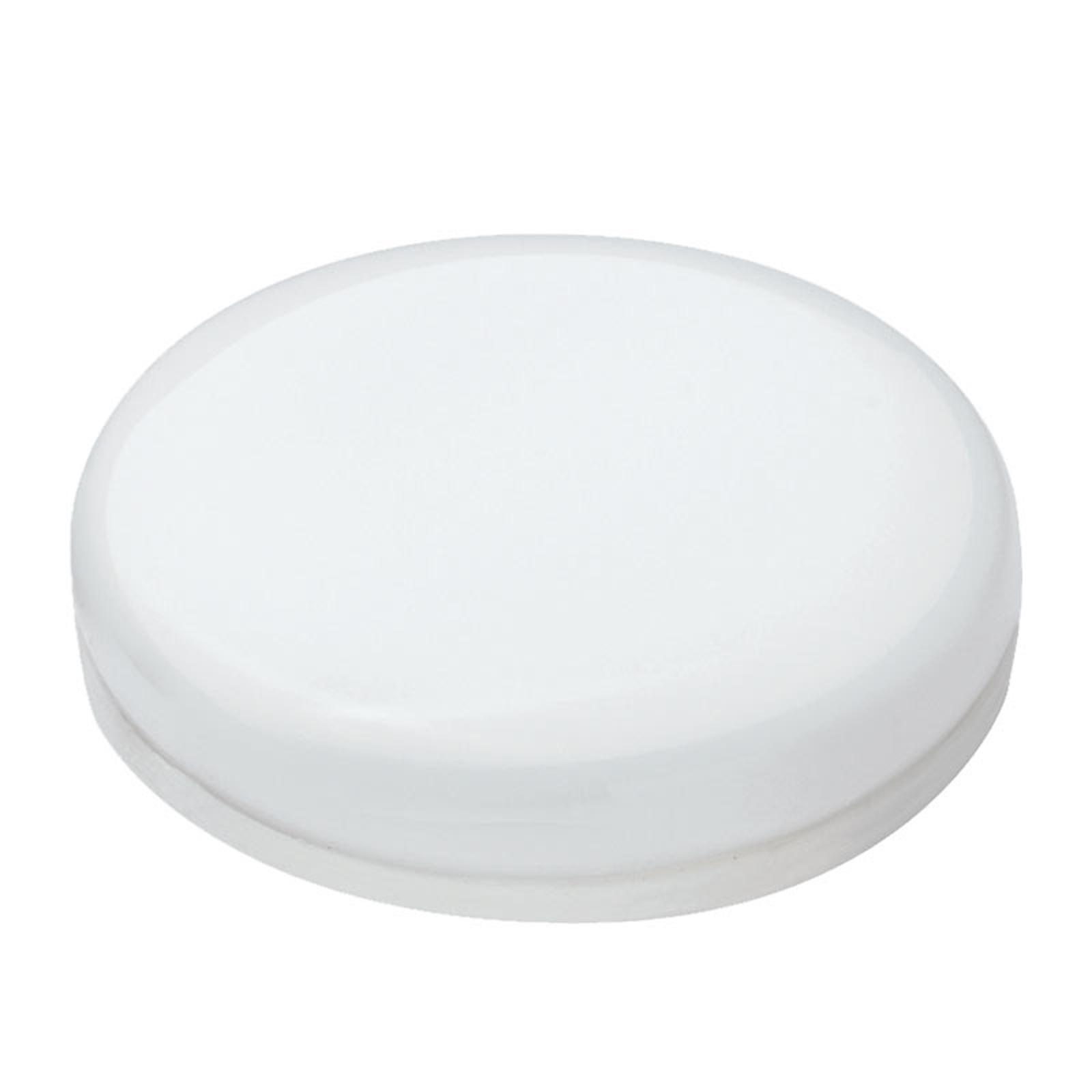 LED-lamppu GX53 6W lämmin valkoinen, himmennettävä