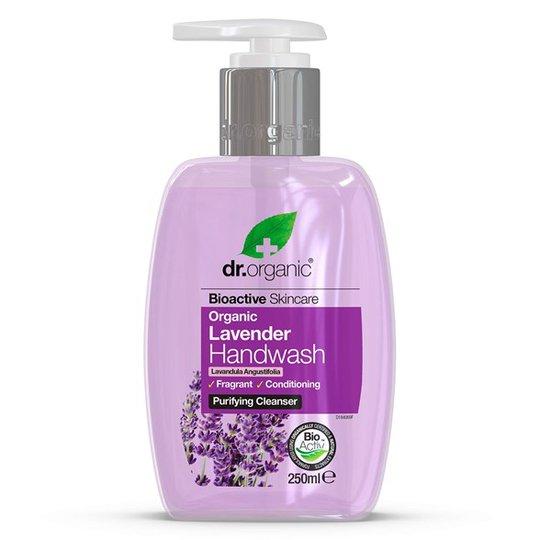Dr. Organic Lavender Handwash, 250 ml