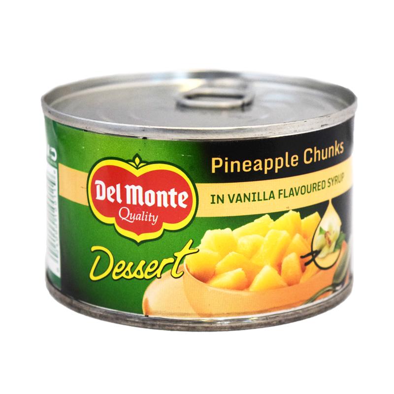 Ananasbitar Vanilj 235g - 50% rabatt