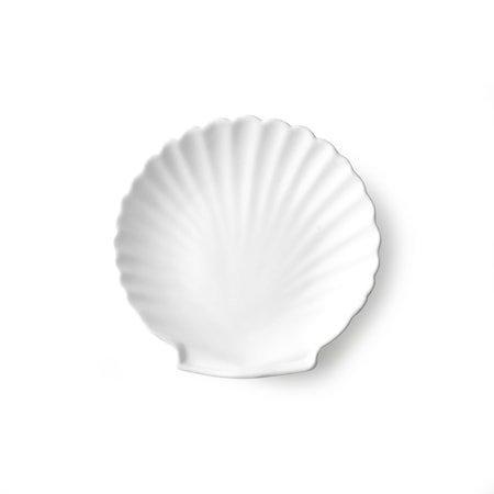Athena Ceramics Shell Brikke Hvit M