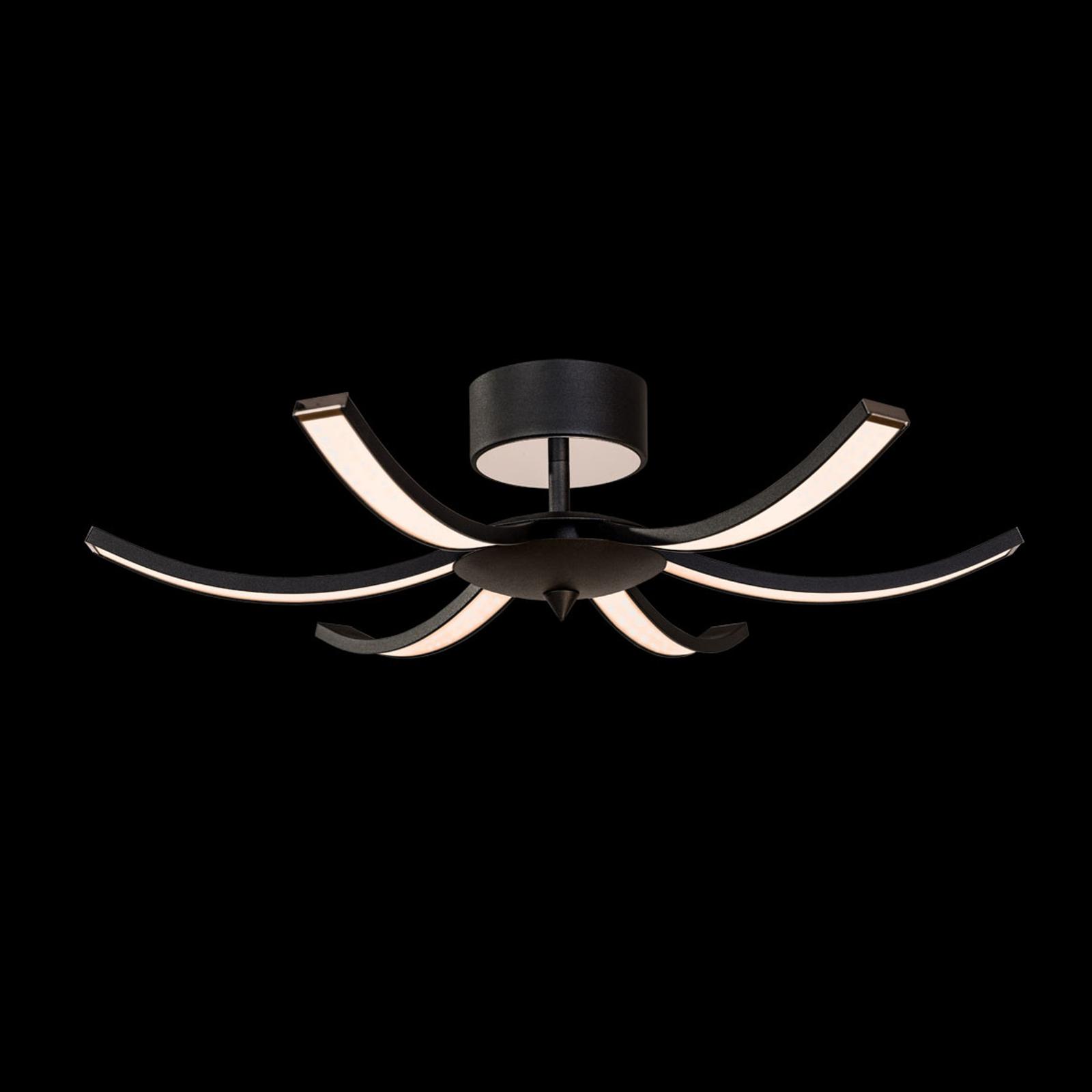 LED-kattovalaisin Umbra, Ø 63 cm