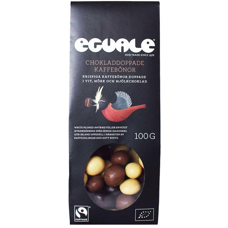 Kaffebönor Choklad 100g - 36% rabatt