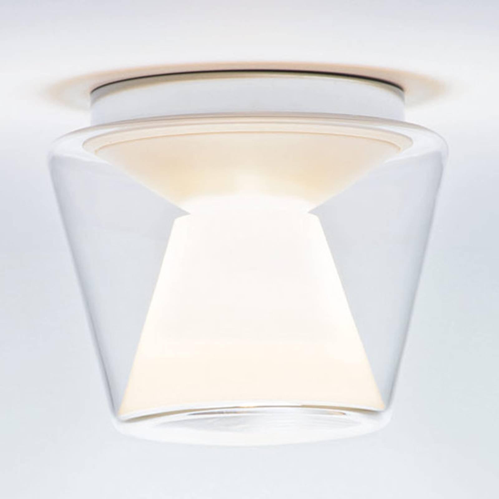 serien.lighting Annex M – LED-taklampe, opal