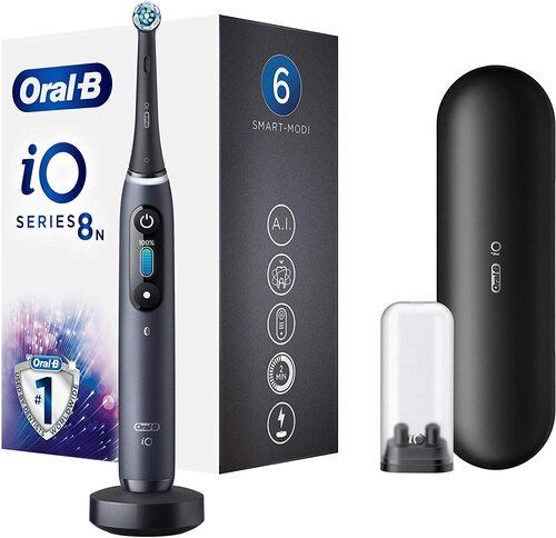 Oral-b Io Series 8n Black Tandvård