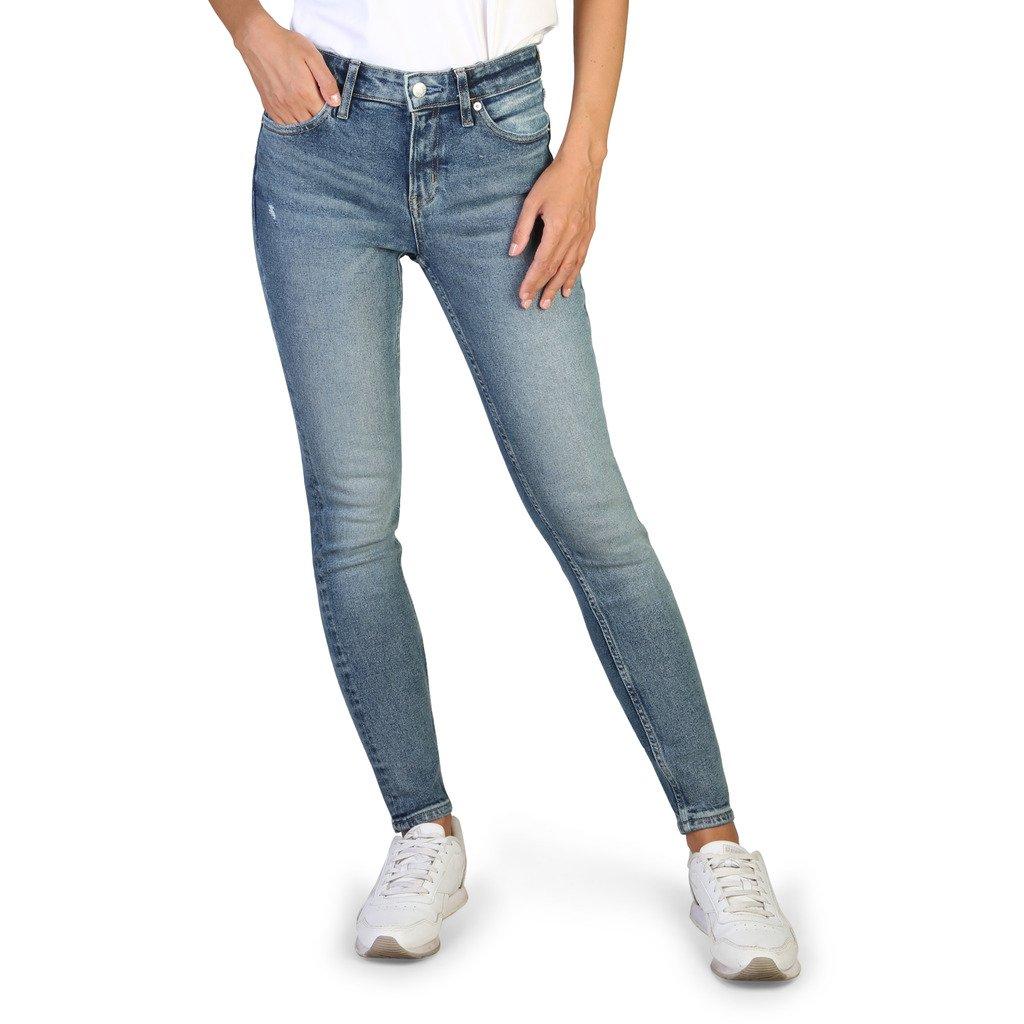 Calvin Klein Women's Jeans Blue 350304 - blue 29