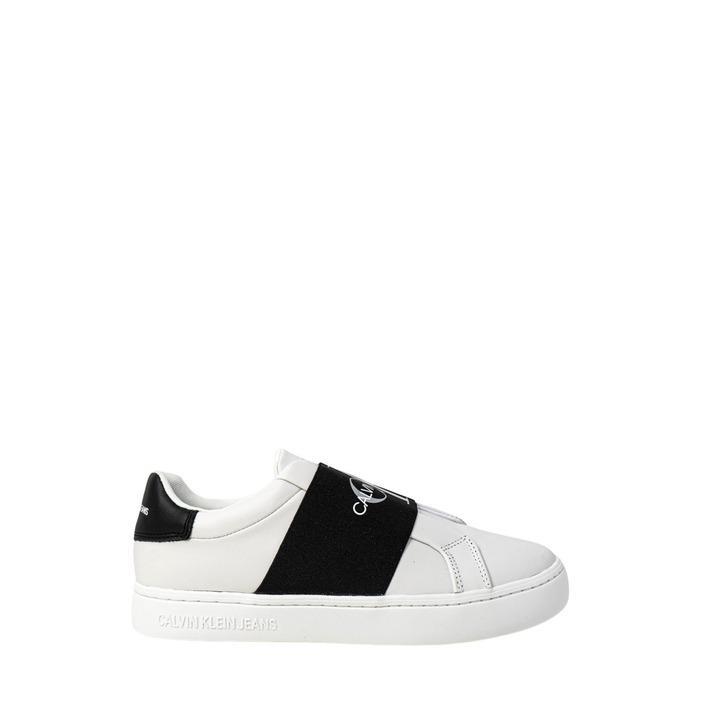 Calvin Klein Jeans Women's Trainer White 319535 - white 37