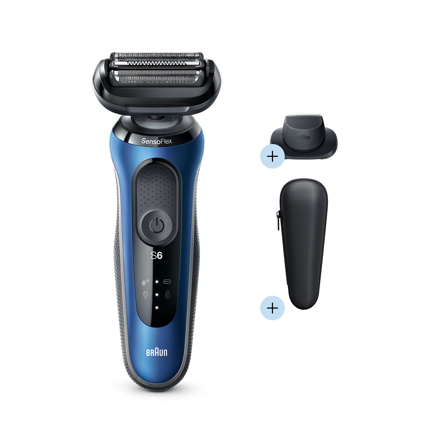 Braun - Series 6 60-B1200s Wet & Dry Shaver
