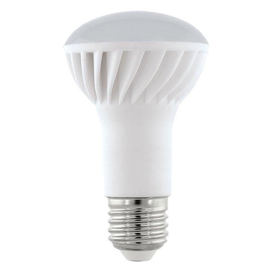 LED-heljastinlamppu E27 7W, lämmin valkoinen matta