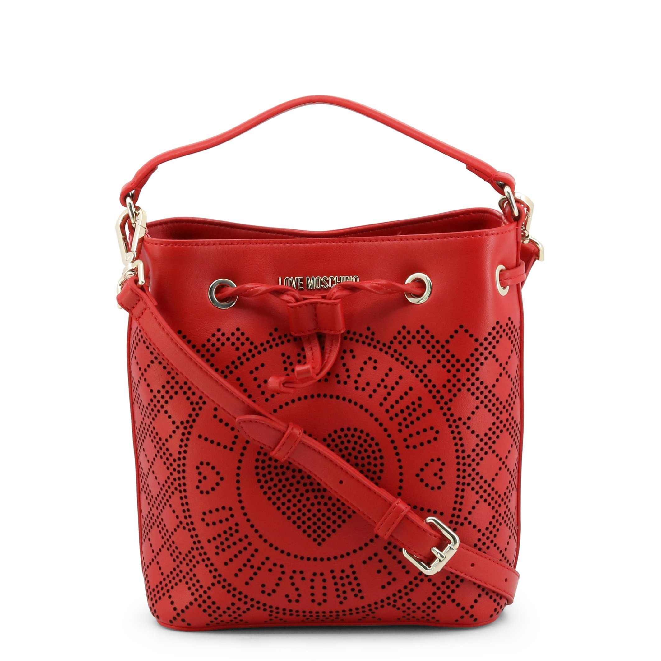 Love Moschino Women's Handbag Various Colours JC4216PP0CKB1 - red NOSIZE