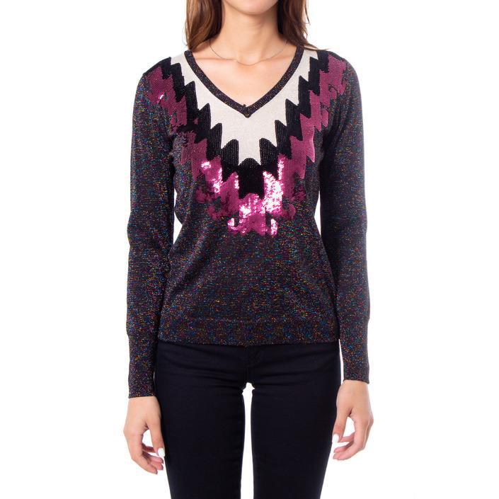 Desigual Women's Sweater Black 167744 - black S