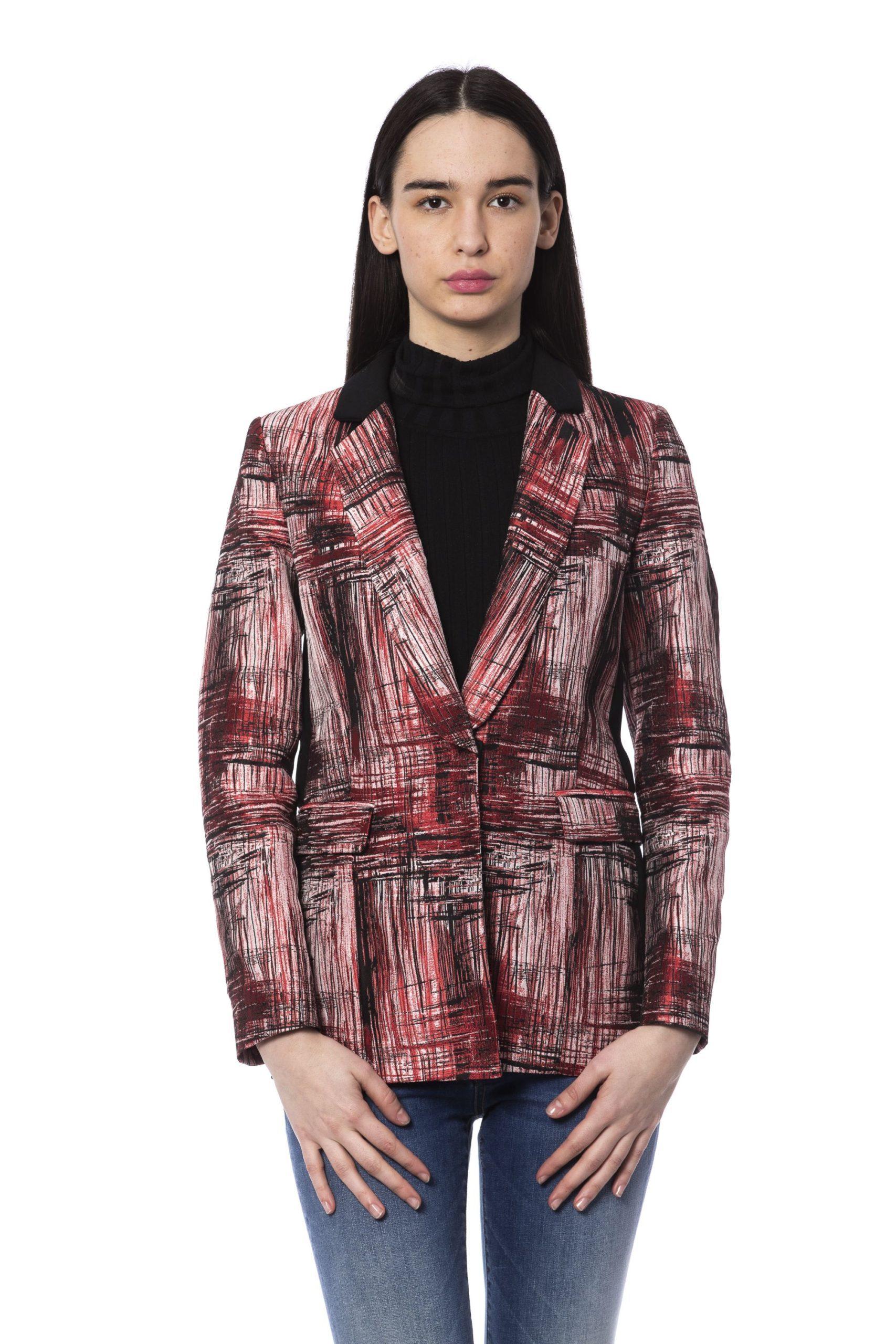 BYBLOS Women's Blazer Multicolor BY1263698 - IT40 | XS
