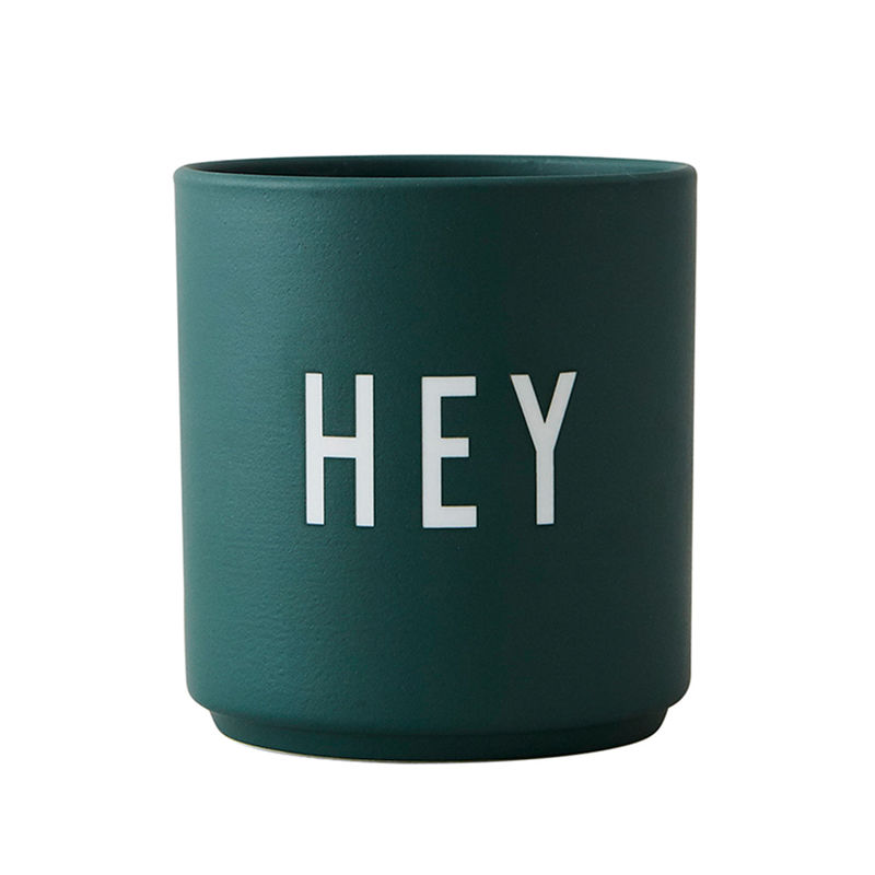 Design Letters - Favourite Cup - Hey (10101002hey)