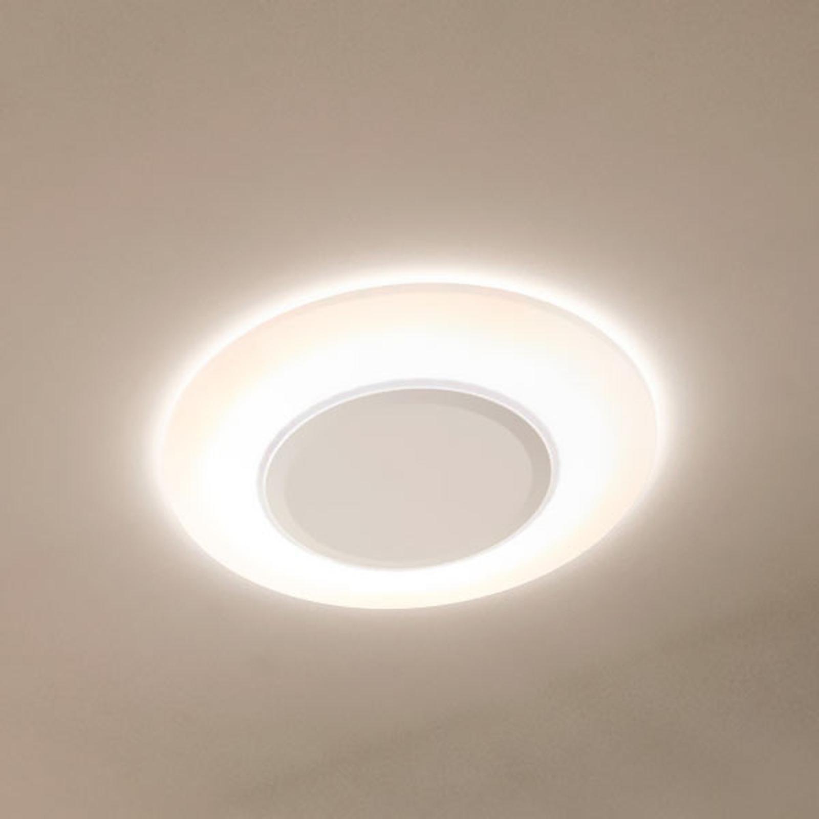 LEDVANCE Ring LED-kattovalaisin valkoinen 28cm