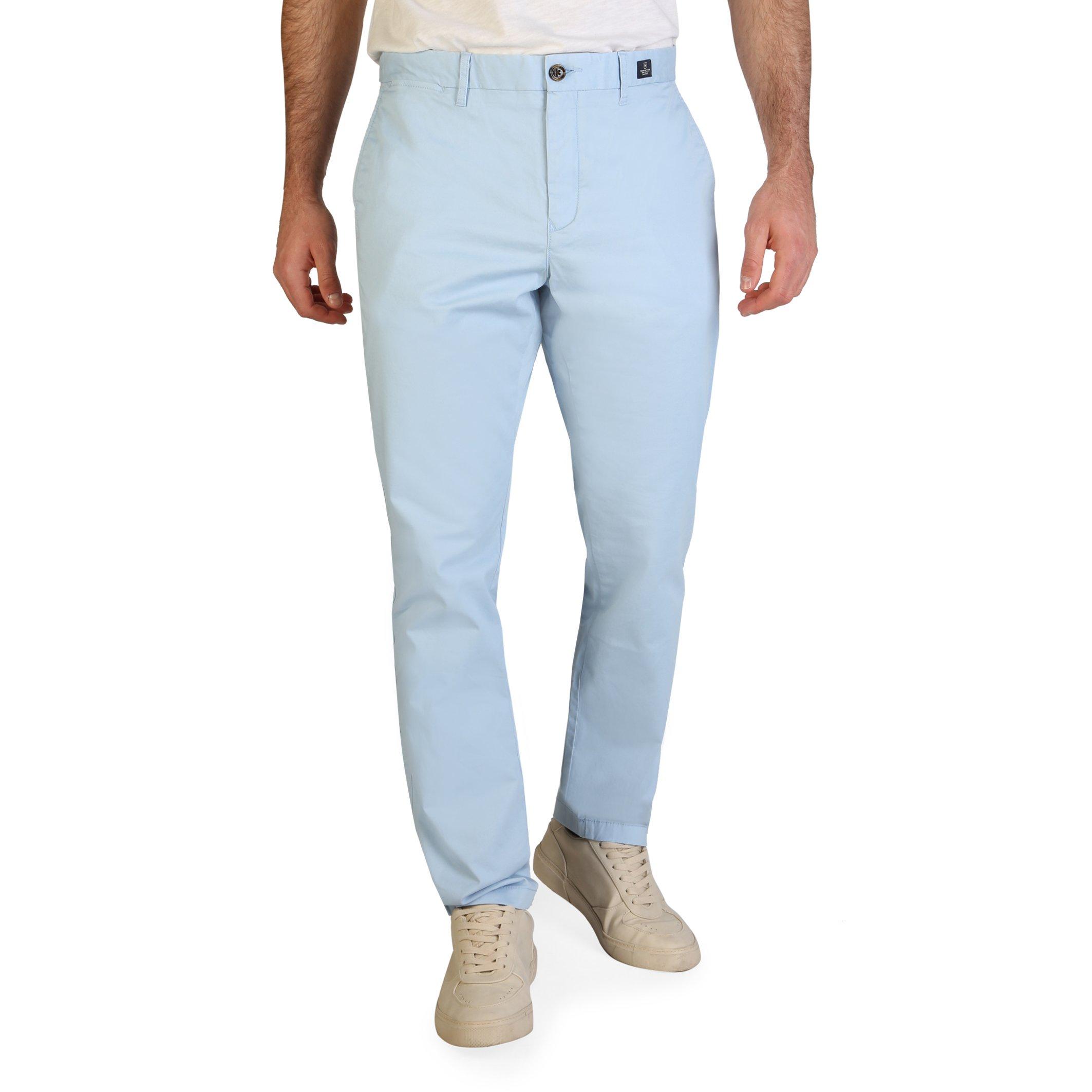 Tommy Hilfiger Men's Trouser Brown XM0XM01261 - blue 31