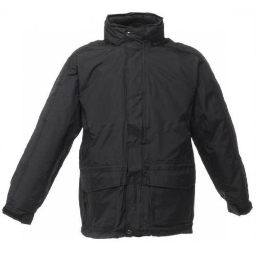 Regatta Men's Benson II 3in1 Waterproof Jacket Black T_TRA122 - S